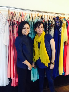 Vinita & Shikha - Designer duo of Ilk